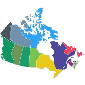 Category SQL Dump for Canada Provinces & Cities