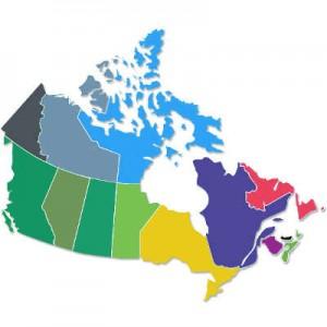 Category SQL Dump for Canada Provinces & Cities