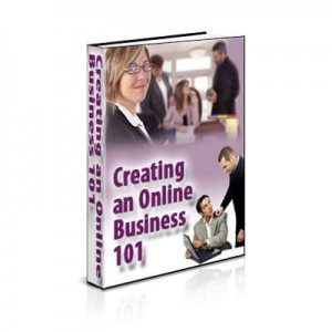 Creating an Online Business 101