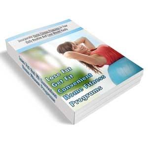 Lose Fat Get Fit - Convenient Home Fitness Programs
