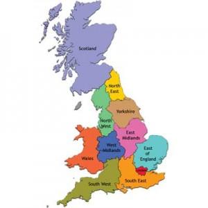UK Cities Database with Latitude and Longitude