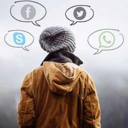 Express Your Wit in Short Message: Status Collection for WhatsApp, Twitter and Facebook